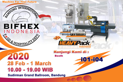 BIFHEX Indonesia 2020 Exhibition