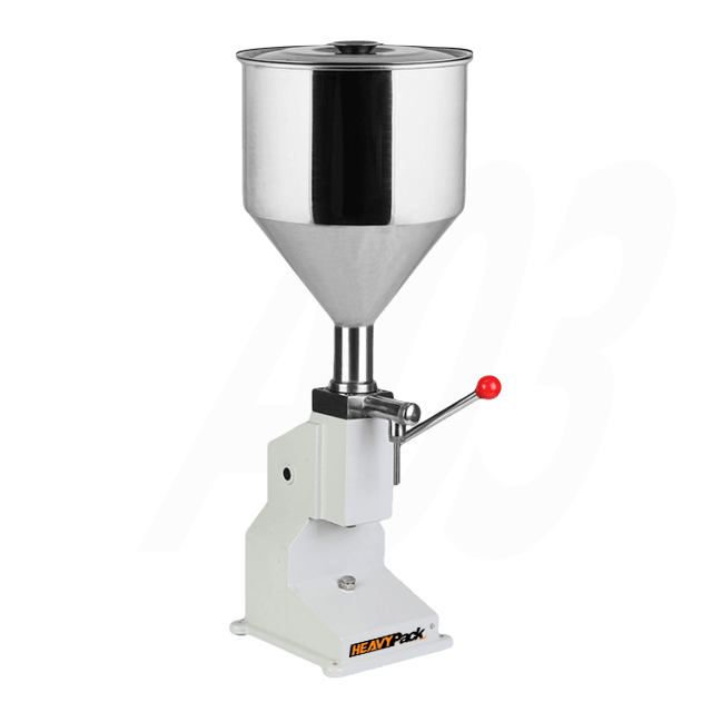 A03 manual filling machine heavypack