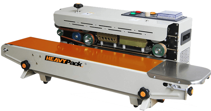 FR-900L continuous band sealer Heavypack