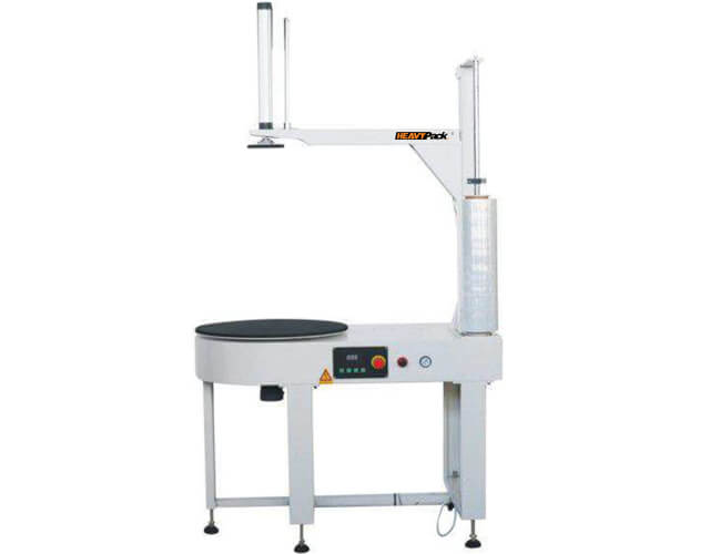Semi-Auto Strech Film Wrapping Machine (With Top Pressure Plate) DBC-800S