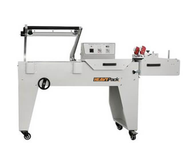 Mesin Pemotong Plastik Otomatis DFQA450 heavypack