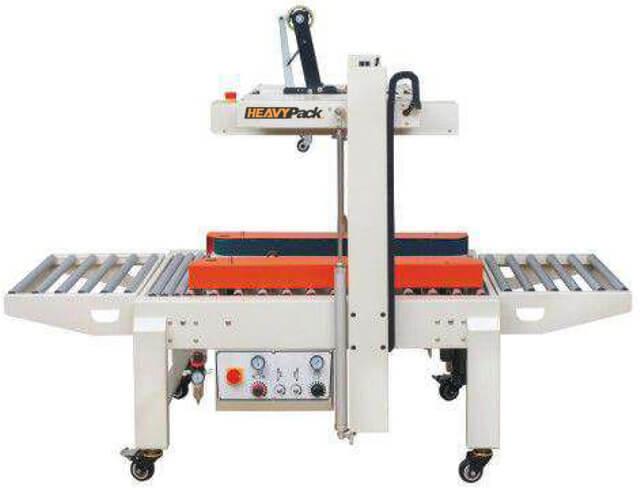 Automatic Carton Sealer DQFXC Series (Side Belt Conveyor)