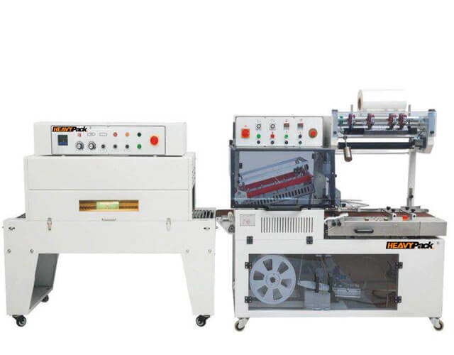 Automatic L-Type Sealing Machine DQL5545+DSD4520