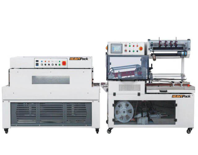 Automatic L-Type Sealing Machine DQL5545G+DSC4525L heavypack