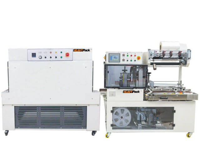 Automatic Side Sealer Machine DQL6025G+DSE6030A heavypack