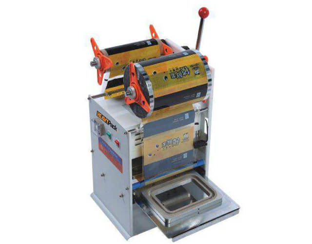 Manual/Semi-Auto Tray Sealer (Packing Salad) DY2014