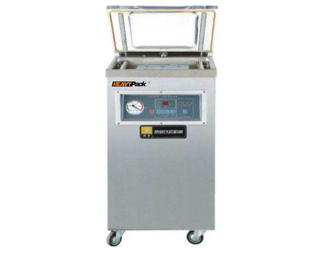 Mesin Vacuum Sealer Single Chamber DZ-400-2D heavypack