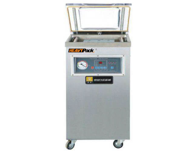 Mesin Penyimpan Makanan Segar DZ-500-2D heavypack