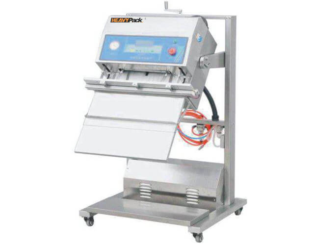External Vacuum Packager (With SS Body, 20CBM Pump) DZ-600VS heavypack