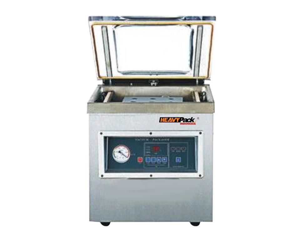 Mesin Pengemas Sosis dan Nugget DZ300-2D