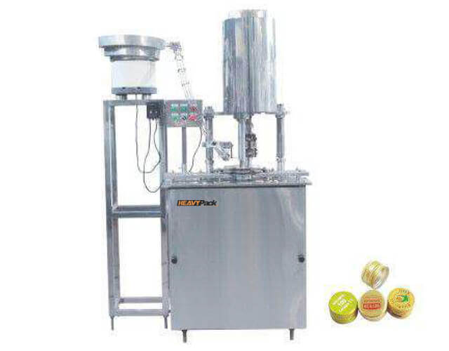 Automatic Capping Machine (Aluminium ROPP Cap) FXZ-1