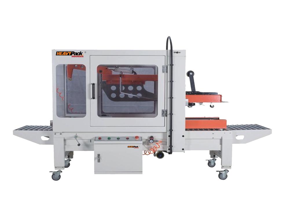 Mesin Carton Sealer Otomatis Pengemas Kardus  FXZ-5050