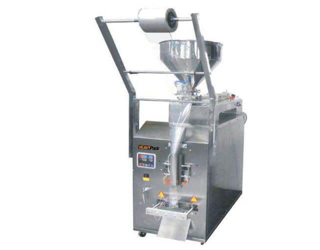Mesin Pengemas Otomatis untuk Produk Cair Kopi / Kecap / Saus / Mayo / Sirup Dll