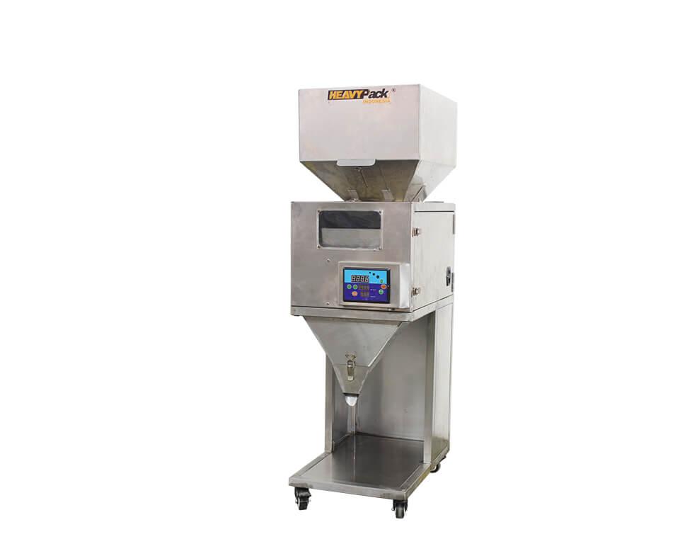 Mesin Filling Dengan Pengukur Berat FZ-1200