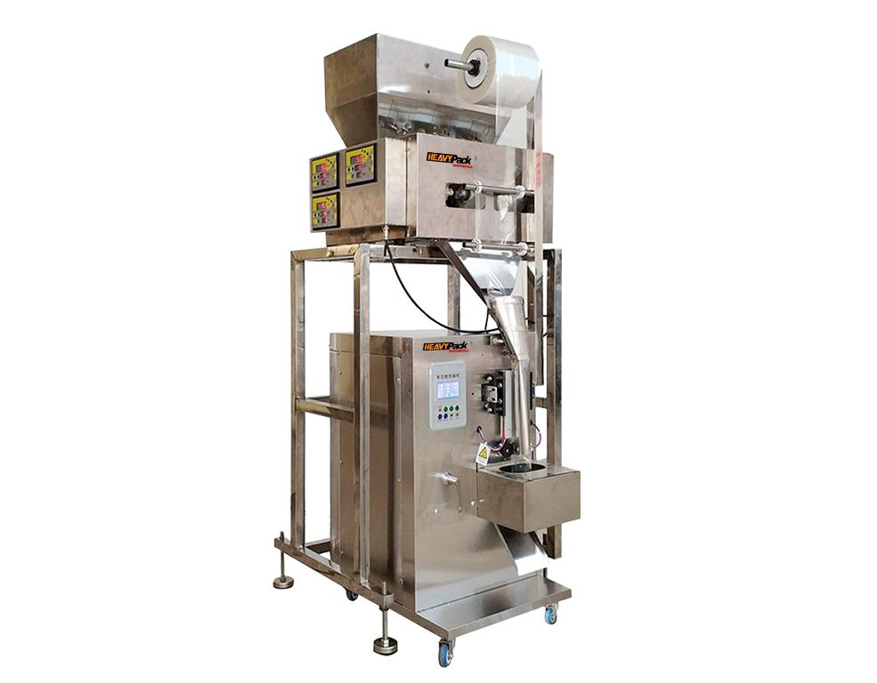 Mesin Pengemas Granule Atau Biji-bijian Kopi/Kacang Tanah/Kemiri Dan lainnya  FZ-D500