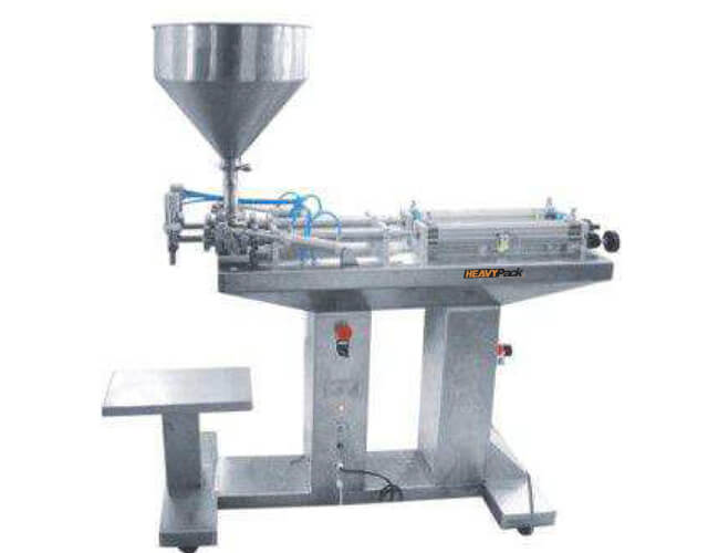Filling  Paste Machine