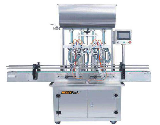 GT Series Liquid Filler