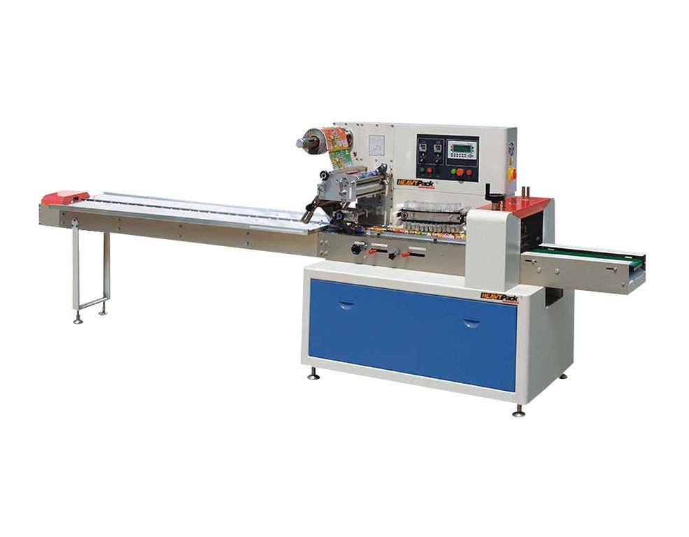 Mesin Pengemas High Speed Roti/Snack/Biskuit/Mie/Sabun Dan Lainnya Otomatis  HDL-600
