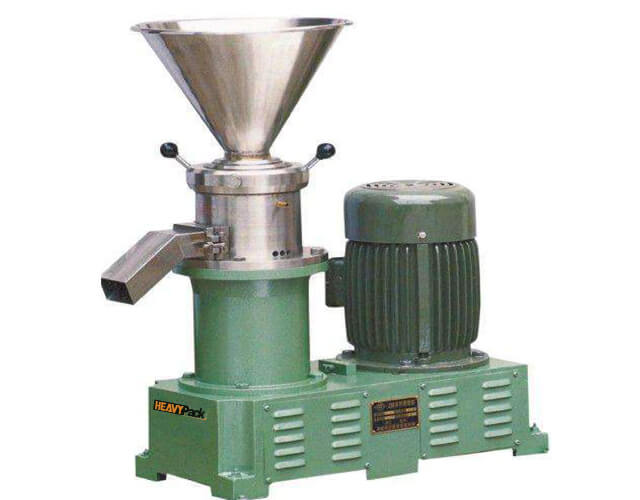 Colloid Grinder Machine