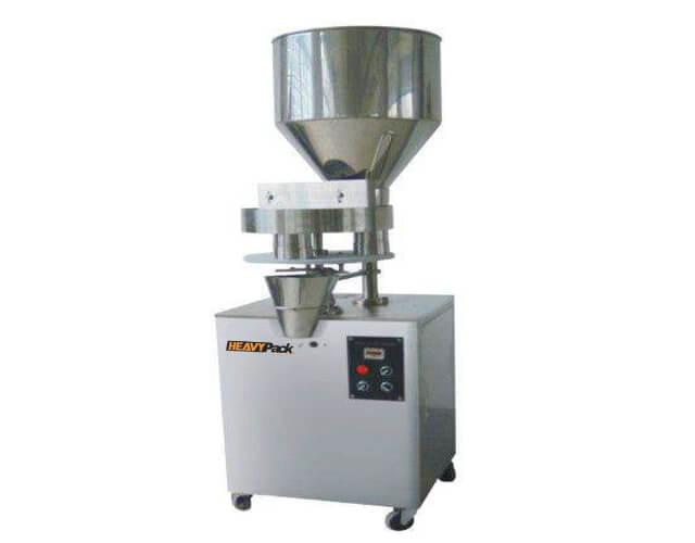 Mesin Weigher Penimbang Dan Pengisi Produk Granule Atau Bijian Teh, kopi KFG-1000