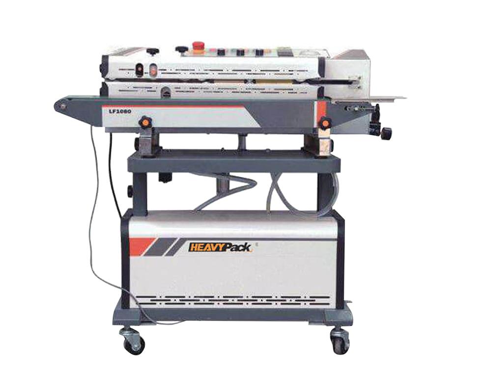 Mesin Pedal Sealer Dengan Gas