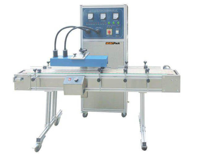 Induction Capper Machine