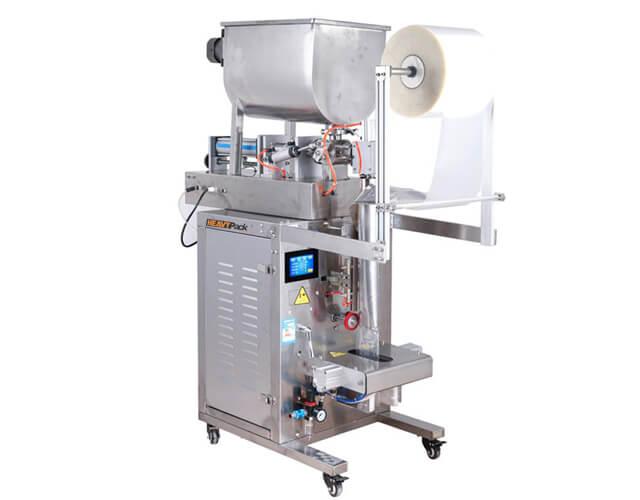 Mesin Pengemas LiquidLJ30 LJ125 atua LJ250 Mesin Pengemas Liquid / Cairan / Sambal / Sirup / Saus / Kecap (Horizontal Type)