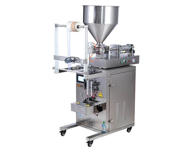 LJ30 LJ125 atua LJ250 Mesin Pengemas Liquid / Cairan / Sambal / Sirup / Saus / Kecap (Vertical Type)