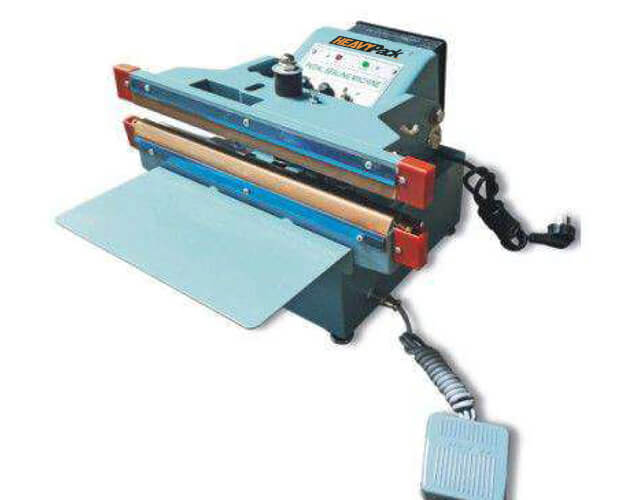 Mesin Hand Sealer Pengemas Perekat Penutup Kemasan Film PVC, PP, PVC, Polystyrene dan POF portable
