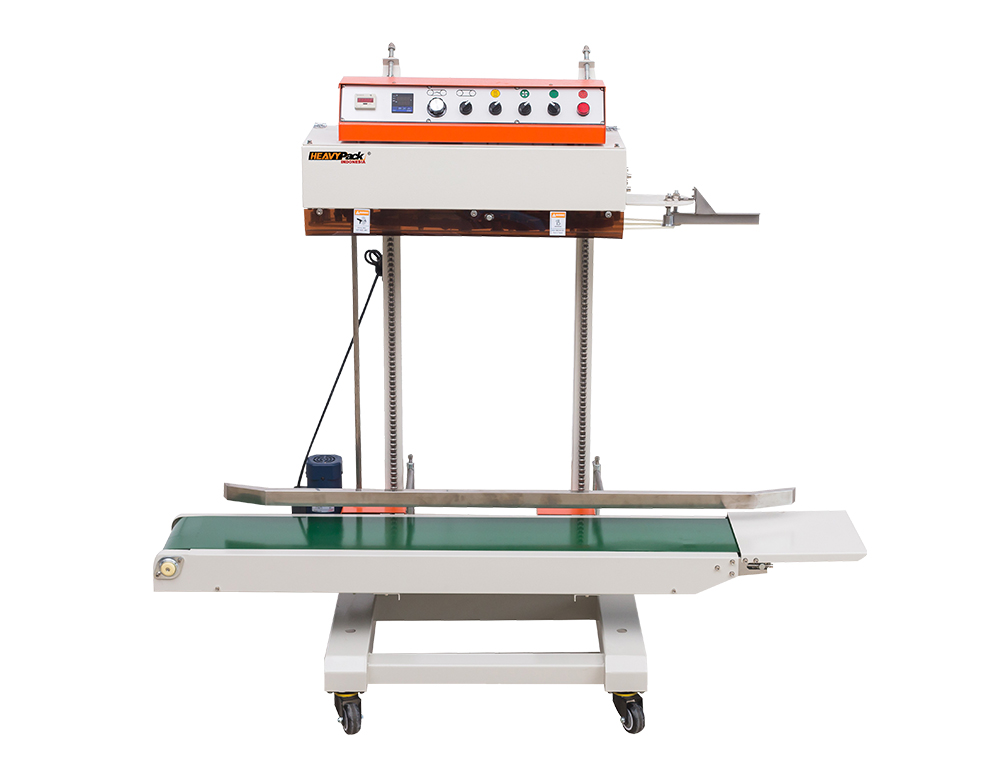 Mesin Band Sealer Vertikal QLF-1680