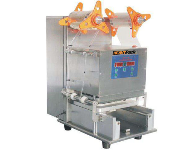 Automatic Tray Sealer (Packing Salad)
