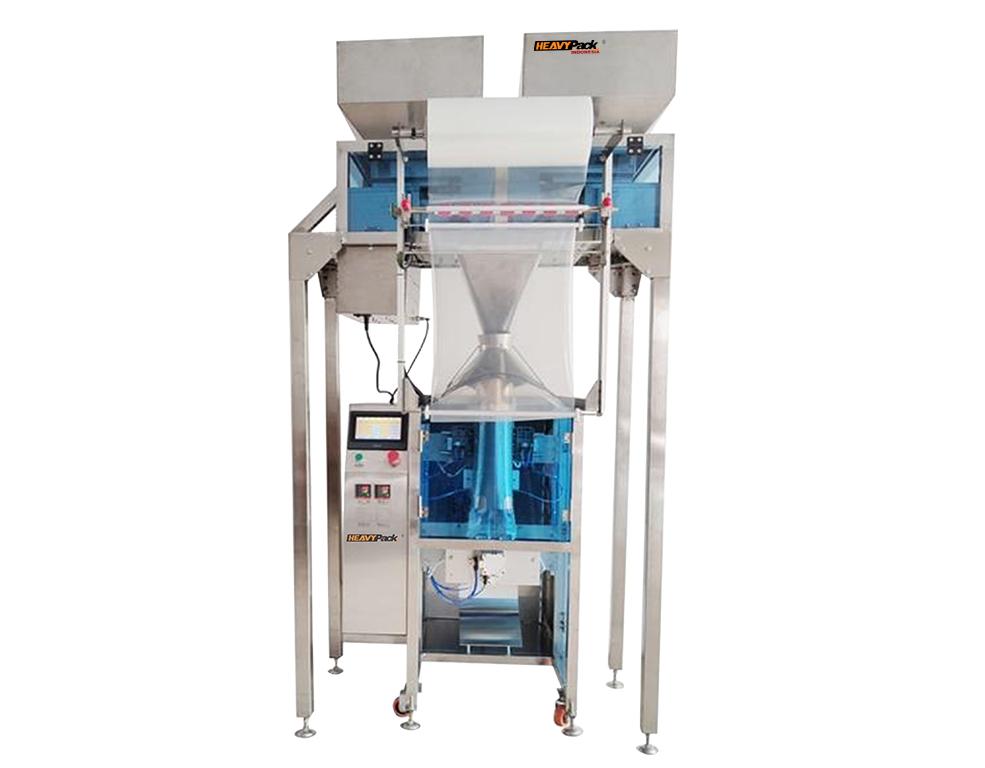 Mesin Pengemas Sachet Untuk Produk Granule, Snack Atau Bijian