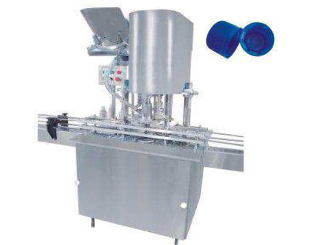 Automatic Capping Machine (Plastic Cap) YQX-1